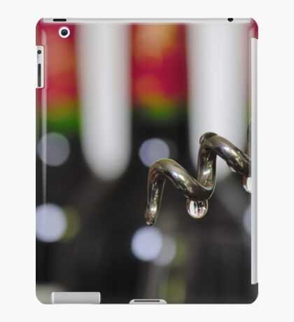 Cork Screw iPad Case/Skin