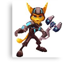 Ratchet and Clank 1 Canvas Print