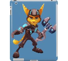 Ratchet and Clank 1 iPad Case/Skin