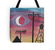 Welcome To Night Vale Tote Bag