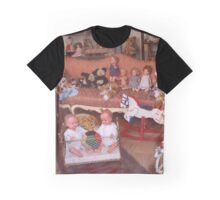 Shop For Antique Dolls Graphic T-Shirt