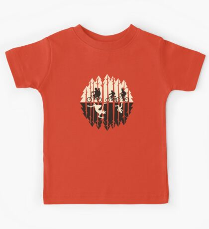 Upside Down Kids Tee