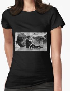 La Dolce Vita - Fellini Womens Fitted T-Shirt
