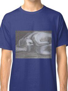 Sad Danaid - Female Nude  Classic T-Shirt