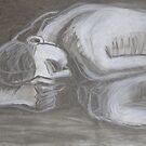 Sad Danaid - Female Nude  by CarmenT