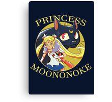 Princess MOONonoke Canvas Print