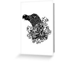 Smile or Squawk.  Greeting Card