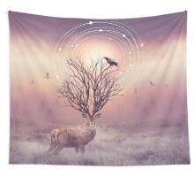 In the Stillness Wall Tapestry