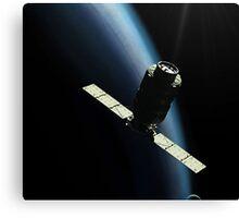 Cygnus Spacecraft Canvas Print