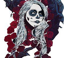 dia los murder birds t-shirt edition. by MRgevz