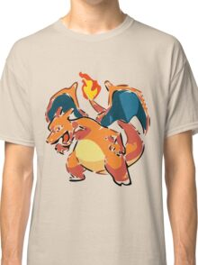 Pokemon: Charizard (Vectorized) Classic T-Shirt