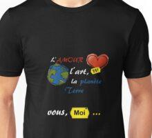 Tout s'achete Unisex T-Shirt