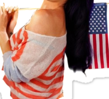 American Girl Katy Sticker