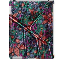 Vintage Trendy Floral Pattern iPad Case/Skin