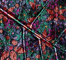 Vintage Trendy Floral Pattern by Nhan Ngo