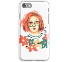Hwasa iPhone Case/Skin