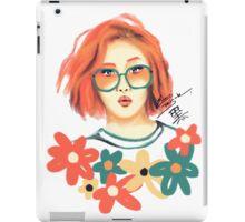 Hwasa iPad Case/Skin