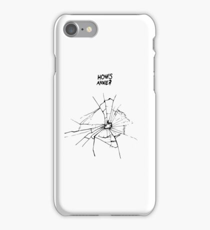 How's Annie? - Twin Peaks iPhone Case/Skin