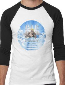 RIP Harambe (Circle Edition) Men's Baseball ¾ T-Shirt