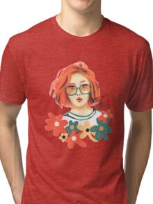 Hwasa Tri-blend T-Shirt
