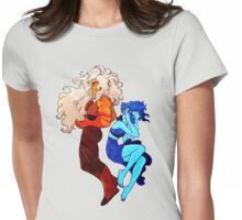 Fuse with me  Womens Fitted T-Shirt