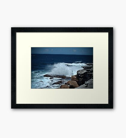 Newcastle, New South Wales Framed Print