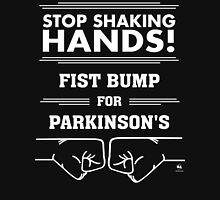Fist Bump for Parkinson's Unisex T-Shirt