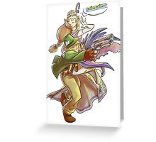 Legend of '30 Greeting Card