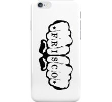 San Francisco Fists iPhone Case/Skin