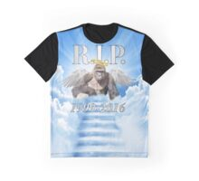 RIP Harambe Graphic T-Shirt