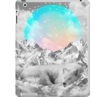 Put Your Thoughts To Sleep iPad Case/Skin