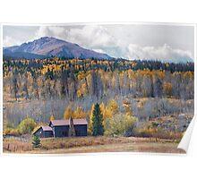 Home on the Gore Range Poster