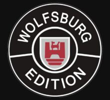 Wolfsburg edition vw by blanchy
