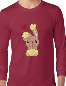 Buneary In Love Long Sleeve T-Shirt