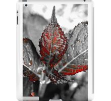plants do bleed iPad Case/Skin