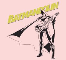 Batmandolin Kids Tee
