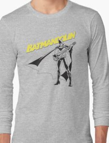 Batmandolin Long Sleeve T-Shirt