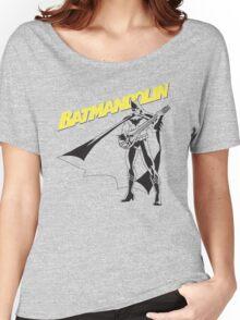 Batmandolin Women's Relaxed Fit T-Shirt