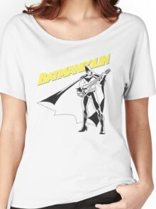 Batmandolin Women's Relaxed Fit T-Shirt