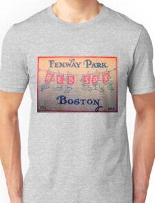 Boston Red Sox - Fenway Park Unisex T-Shirt