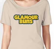 Glamour Buns Women's Relaxed Fit T-Shirt