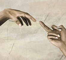The (creation of the) Finger by ibadishi