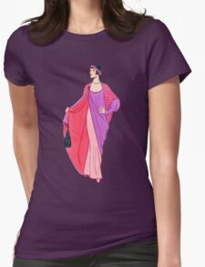 Art Deco 10 Womens Fitted T-Shirt