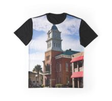 Courthouse Graphic T-Shirt