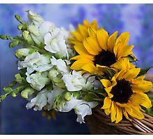 Summer Bouquet Photographic Print