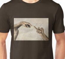 The (creation of the) Finger Unisex T-Shirt