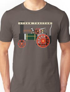 Mamod Steam Engine Tractor Design Unisex T-Shirt