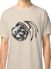 Dungeons and Dragons - Black and Silver! Classic T-Shirt