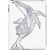 Fantasy Whale  iPad Case/Skin