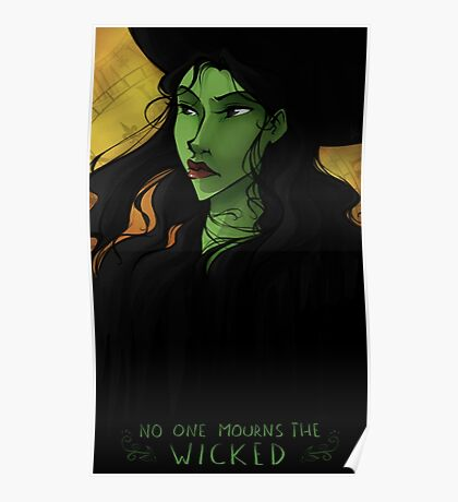 Elphaba Poster
